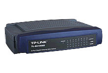 TP-LINK Switch 8 ports 10/100Mbps